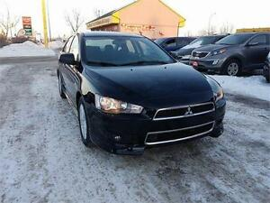 """2014 Mitsubishi Lancer SE """"LOW KM'S, CLEAN TITLE, GREAT DEAL""""!!"""