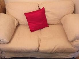 Fabric Sofa & Armchair