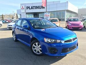 2017 Mitsubishi Lancer ES | 10 Year 160,000 KM Warranty