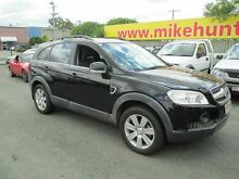 2007 Holden Captiva CG MY08 LX (4x4) Black 5 Speed Automatic Wagon Coopers Plains Brisbane South West Preview