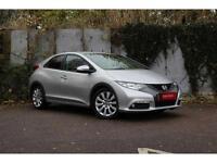 Honda Civic 1.8 i-VTEC EX PETROL MANUAL 2013/13