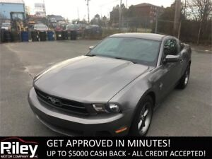 2010 Ford Mustang V6 STARTING AT $119.93 BI-WEEKLY
