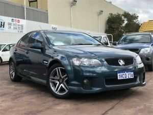 2012 Holden Commodore VE II MY12 SV6 Blue 6 Speed Automatic Sedan East Victoria Park Victoria Park Area Preview