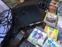ps3 320GB WITH GAMES