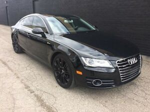 2012 Audi A7 3.0 Premium Plus Supercharged $35,500.00