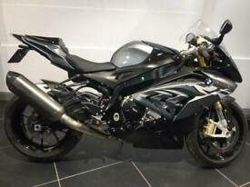 BMW S 1000 RR 2017 17 1 OWNER FROM NEW ONLY 1069 MILES !!