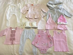 0000 BABY GIRL'S OUTFITS!! ALMOST NEW!! Bundall Gold Coast City Preview