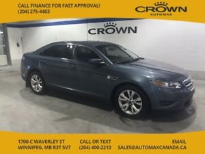 2010 Ford Taurus FWD *Heated Seats/ Low Kms*