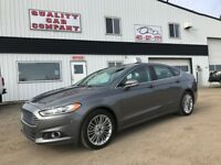 2014 Ford Fusion SE AWD, Nav, eco boost, leather $14650 Red Deer Alberta Preview