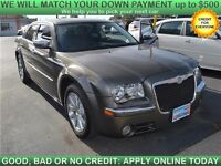 2010 Chrysler 300 Limited Sedan with Sunroof, Leather