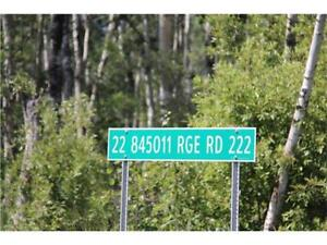 LAND FOR SALE - PEACE RIVER