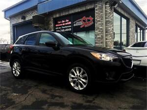 2014 Mazda CX-5 GT AWD SKY ACTIV TECHNOLOGY CUIR+BOSE+CAMERAS