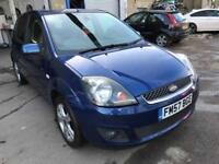 2008 Ford Fiesta, starts and drives very well, MOT until 25th February, clean inside and out, a plea