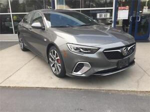 NEW 2018 Buick Regal Sportback GS V6 AWD (AVAIL 0% FINANCING!)