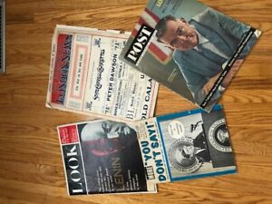 Vintage Specialty Magazines!-Lot