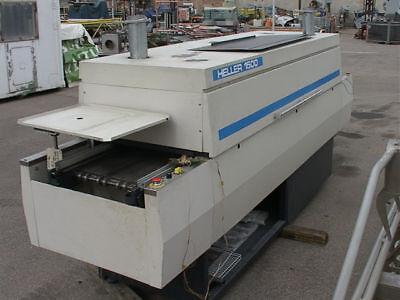 43kva Heller 1500s Pcb Reflow Solder Oven Computer Sw