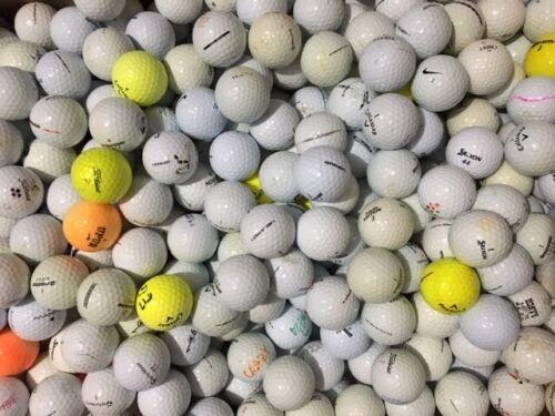 50,100,200,400,800,1000 Range Golf Balls Used Shag Hitaway