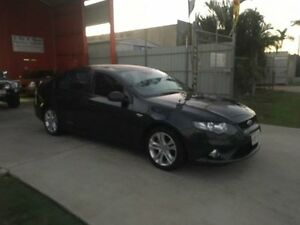2011 Ford Falcon FG MkII XR6 Grey Sports Automatic Sedan Clontarf Redcliffe Area Preview