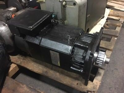 Yaskawa Ac Spindle Motor 7.55.5 Kw Uaaska-08ca1 15008000 Rpm Used Warranty