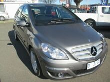 2010 Mercedes-Benz B180 W245 MY10 Grey 1 Speed Constant Variable Hatchback Invermay Launceston Area Preview