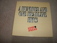 READERS DIGEST-(V/A)A HUNDRED AND ONE HEADLINE HITS-STOP PRESS-EX++