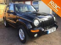 2003 53 JEEP CHEROKEE 3.7 LIMITED 5D AUTO 208 BHP