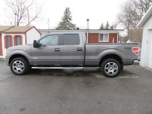 2011 Ford F150 SuperCrew XLT XTR 3.5L Ecoboost