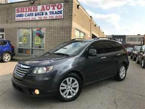 2008 Subaru Tribeca LIMITED-V6-AWD-LEATHER-SUNROOF