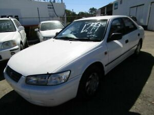 2000 Toyota Camry CSi White 4 Speed Automatic Sedan Moorooka Brisbane South West Preview