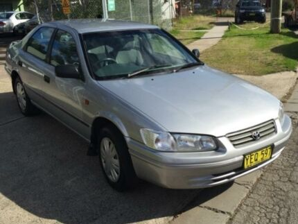 2001 Toyota Camry SXV20R CSi White 4 Speed Automatic Sedan Macquarie Hills Lake Macquarie Area Preview