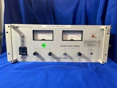 Agilent Hp 6268b Dc Power Supply Parts Unit