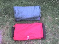 2 Adult Sleeping Bags