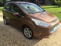 2013 Ford B-Max 1.6 ( 105ps ) Powershift Zetec IMMACULATE CONDITION THROUGHOUT
