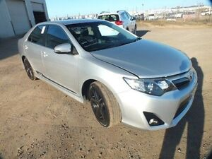 2014 Toyota Camry ASV50R RZ S.e. Silver Pearl 6 Speed Automatic Sedan Bohle Townsville City Preview
