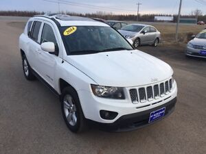 2014 Jeep Compass 4WD 4dr North POWER MOONROOF