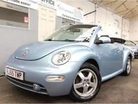 Volkswagen Beetle 1.6 S 2dr + FULL SERVICE HISTORY + LOW MILEAGE