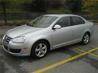 2009 VOLKSWAGEN JETTA TDI HIGHLINE AUTOMATIQUE, TOIT, CUIR, FULL