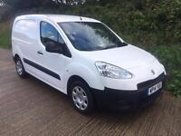 2014 14 Peugeot Partner 1.6HDi 625 Professional L1 Van AIR CON