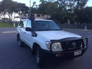 2006 Toyota LandCruiser Wagon 100 Series Palm Cove Cairns City Preview