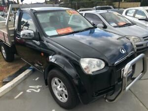 2011 Great Wall V240 K2 (4x2) 5 Speed Manual Cab Chassis St James Victoria Park Area Preview