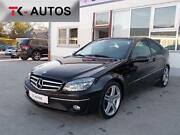 Mercedes-Benz CLC 160 BlueEFFICIENCY, 1.Hd, Klimaaut., S-Heft
