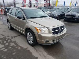 2009 Dodge Caliber SXT, MANUAL, A/C, MAGS, GROUP ELECTRIC, 1.8L