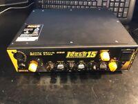 Markbass Blackline 250 15th Anniversary Amplifier