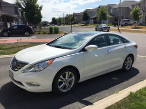 2012 Hyundai Sonata LIMITED WITH NAVIGATION Sedan