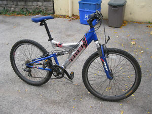 x  trek bike rst capa or best offer