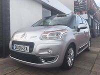 Citroen C3 PICASSO 1.6 HDi 8v Exclusive 5dr FULL SERVICE HISTORY