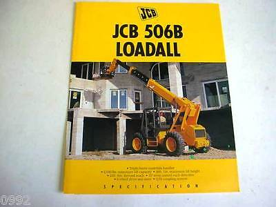 Jcb Forklift   Owner's Guide to Business and Industrial Equipment on