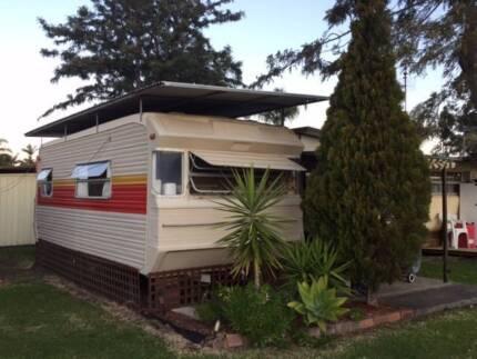 Wonderful caravan for sale Shoalhaven Heads Shoalhaven Area Preview