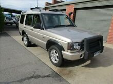 2003 Land Rover Discovery Series II S (4x4) Champagne 4 Speed Automatic Wagon Holden Hill Tea Tree Gully Area Preview