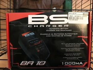 Battery tender / charger